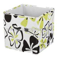 Wholesale Calico storage box from china suppliers