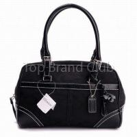 backpack coach outlet  leather backpack