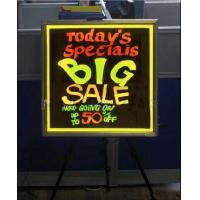 Buy cheap Glass Led Writing Board from wholesalers