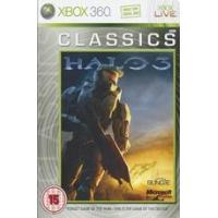 HALO 3 CLASSICS Xbox 360 New And Sealed Manufactures
