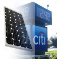 Buy cheap Time & Temperature LED Sign from wholesalers