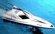 Buy cheap 757T-065 High Wind Radio Remote Control Electric EP RC Racing Speed Boat from wholesalers