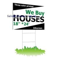 Buy cheap Custom Corflute Signs from wholesalers
