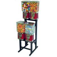 Buy cheap Pro Line 4-Unit Candy/Gumball machine with Rack from wholesalers