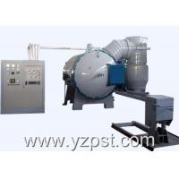 Vacuum drawing furnace