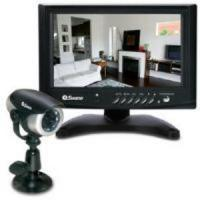 Buy cheap Swann Home and Business Monitoring Kit - 7 inch Colour LCD Monitor and PNP-51 Security Camera from wholesalers