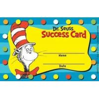Buy cheap Dr. Seuss Cat in the Hat Reward Punch Cards 36 Pack from wholesalers