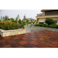Buy cheap Ipe Decking Tile Project from wholesalers