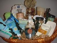 Wholesale Custom Gift Basket Ideas Spa Willow Basket from china suppliers
