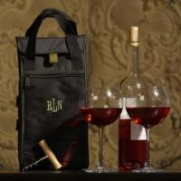 Buy cheap Personalized Napa Wine Carrier from wholesalers