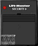 Buy cheap Liftmaster Garage Door Opener Plug-In ReceiverModel 635LM With Security+ Technology from wholesalers