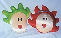 "14"" Special Plush Doll Pillows. Manufactures"
