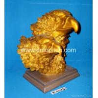 Buy cheap polyresin eagle statue from wholesalers