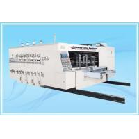 Buy cheap SQ-G Series High-speed Printing Slotting Die-Cutter from wholesalers