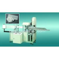 BF-38 High Speed Mop / Wiper Making & Packing Machine Manufactures