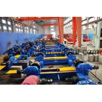 Buy cheap adjustable welding rotators(turning rolls) from wholesalers