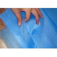 Blue Water Repellent Engineered Medical Non Woven Fabric for Surgical Gown, Respirator Manufactures