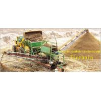 Buy cheap Sand and water seperating boat Mechanical mud dredger from wholesalers