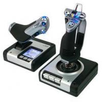 Buy cheap Gaming Saitek X52 Flight Control System Joystick/Throttle (PC) from wholesalers