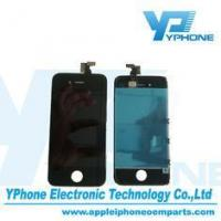 Black, White Original 960x640 Pixel LCD Screen Assembly LCD Screen Digitizer For IPhone 4g