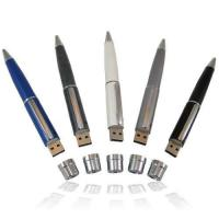Buy cheap Pen USB Flash Drives USB Flash Pen Drive - Style CEO from wholesalers