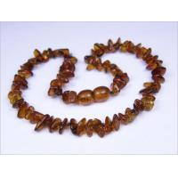 Buy cheap Amber for Teething Cognac Amber Baby Necklace - Small Chips from wholesalers