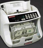 Buy cheap Semacon S-1425 Bank Grade Currency Counter with UV & MG Counterfeit Detection from wholesalers