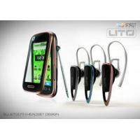 Buy cheap Handsfree ear noise cancelling bluetooth stereo headset for all Bluetooth Devices from wholesalers