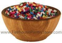 Buy cheap New Items Rainbow Colored Sprinkles, 1 Pound Bulk Bag from wholesalers