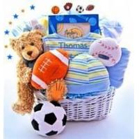 Baby Gifts All In The Game Baby Gift Basket - Limited Edition Manufactures