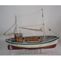 Boat Models 1476 Boat Model of a North Sea Trawler Manufactures