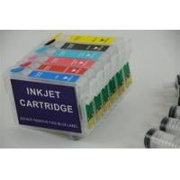 Buy cheap Epson Printer Refillable Ink Cartridge for Epson R260 R280 R360 R380 RX580 RX595 RX680 ARC from wholesalers