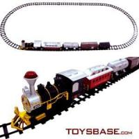 China Electric Toy Model - Train Toy Set with Smoke and Lights 1609 on sale