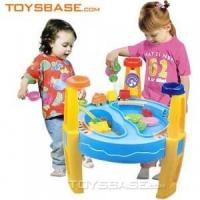 Buy cheap Sand Toys & Water Table Wholesale & Beach Toy Set China Factory Suppliers Manufacturers 8804 from wholesalers