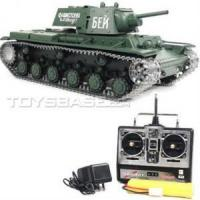 Buy cheap The Airsoft Russian KV-1's Ehkranami Metal Pro 1:16 Electric RTR RC Tank 3878-1 from wholesalers