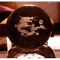 Buy cheap Chinese Dragon Crystal Ball-Crystal ball 3D Laser 3D Laser Crystal from wholesalers