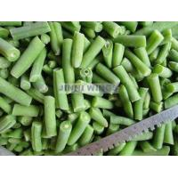 Buy cheap Frozen Food IQF cut green bean(2cm-4cm) from wholesalers