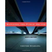 Buy cheap Managing The Public Sector by Wadsworth Publishing from wholesalers