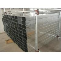 Buy cheap Cable trunking Product name:Galvanized Cable Trunking from wholesalers
