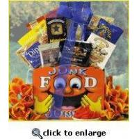 Buy cheap College Care Package of Junk Food, Homesick Cure at Shop The Gift Basket Store from wholesalers