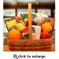 Buy cheap RX To Get Well Gift Basket with fruit for A Sick Friend product