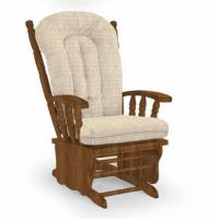 China Glider Rocker Cushion for Candace Chair Glider Rocker Replacement Cushions Larger Size on sale