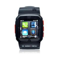 Wholesale W12 GPS GSM Quadband SOS Bluetooth Touchscreen Camera Support 8GB TF card Latest Watch Phone from china suppliers