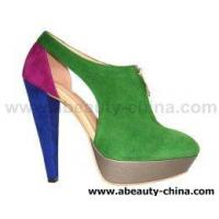 Buy cheap New High Heel Shoes, Stylish Shoes (P111057-4) from wholesalers