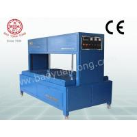 Buy cheap + Double mould vacuum forming machine English BY series vacuum forming machine-BY-2700 from wholesalers