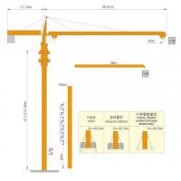 Buy cheap QTZ40(4708) Tower Crane from wholesalers