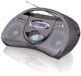 Buy cheap GPX Portable CD Player with AM/FM Radio, Line in for MP3 Devices and Remote Control (Black) from wholesalers