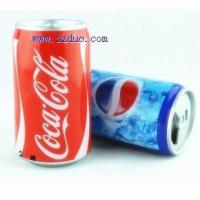 Buy cheap New Style-Beautiful Design of Coca Cola/Pepsi Shape for USB Multimedia Speaker from wholesalers