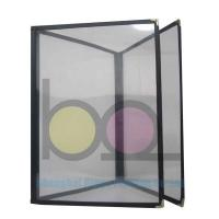 Buy cheap Clear Restaurant Menu Cover Folder Triple from wholesalers