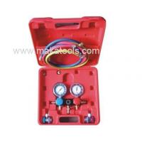 Buy cheap Specialty Tools Refrigeration Tools (MK0601) Manifold Gauge Set for R134A from wholesalers